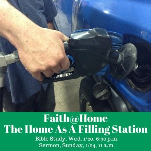Faith At Home, Filling Station