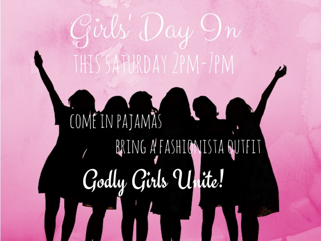 Girls' Day In