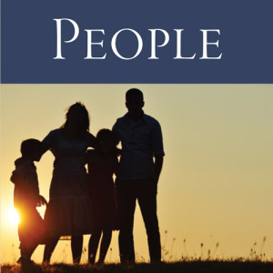 Living Lent - people