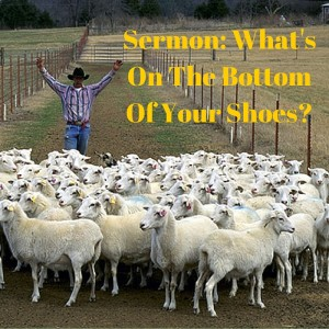 Sermon_ What's On The Bottom Of Your Shoe?-2